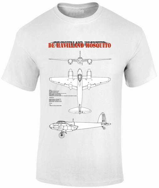 Fantasy Printshop FPBP 303 Tshirt print De Havilland Mosquito