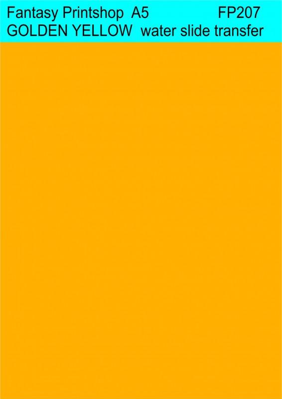 GOLDEN-YELLOW-FP207-A5-decals.
