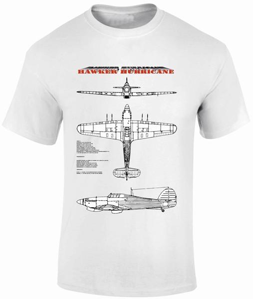 Fantasy Printshop FPBP 304 Tshirt print Hawker Hurricane
