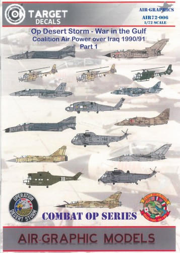 AIR.72-006 Storm Warning Pt1 Desert Storm - the gulf war 1990 - 91