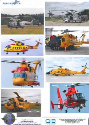 [AIR GRAPHICS MODELS] =Super Marque Anglaise de décals et kits de transformation AIR.72-008-Worldwide-Search-Rescue-Collection-page-10