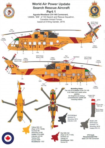 [AIR GRAPHICS MODELS] =Super Marque Anglaise de décals et kits de transformation AIR.72-008-Worldwide-Search-Rescue-Collection-page-2