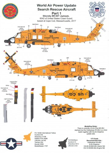 [AIR GRAPHICS MODELS] =Super Marque Anglaise de décals et kits de transformation AIR.72-008-Worldwide-Search-Rescue-Collection-page-4