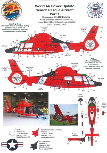 [AIR GRAPHICS MODELS] =Super Marque Anglaise de décals et kits de transformation AIR.72-008-Worldwide-Search-Rescue-Collection-page-5