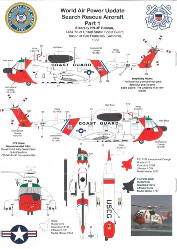 [AIR GRAPHICS MODELS] =Super Marque Anglaise de décals et kits de transformation AIR.72-008-Worldwide-Search-Rescue-Collection-page-6