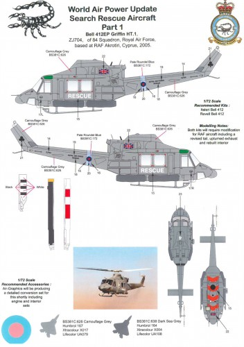 [AIR GRAPHICS MODELS] =Super Marque Anglaise de décals et kits de transformation AIR.72-008-Worldwide-Search-Rescue-Collection-page-7