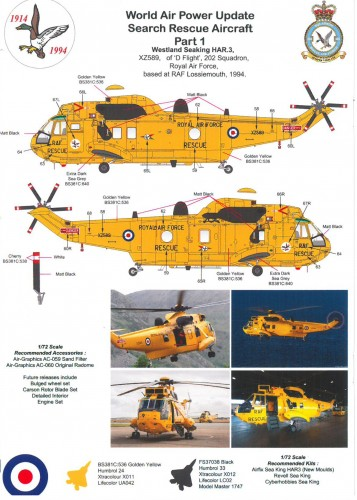 [AIR GRAPHICS MODELS] =Super Marque Anglaise de décals et kits de transformation AIR.72-008-Worldwide-Search-Rescue-Collection-page-8