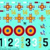 RB D Productions Romanian Hawker Hurricane MK.1 Decals
