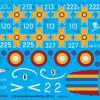 RB-D 32026 Henschel Hs 129 B-2 Decals 32 scale
