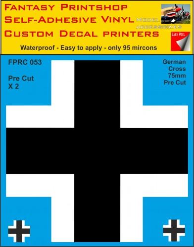FPRC053 German Crosses 75mm