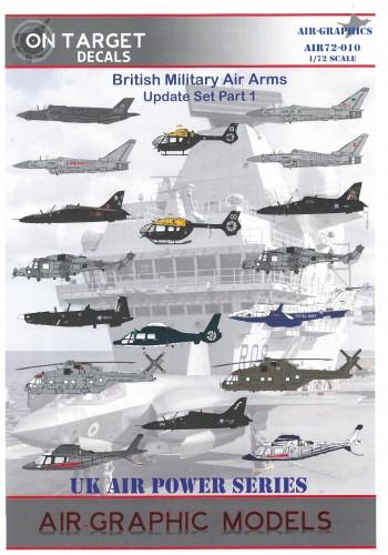 AIR.72-010 UK Military Avaition Update Pt1 printed by fantasy printshop