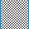 Fantasy Printshop A5 GREY chequered 4MM squares on white background vinyl stickers FPRC704GR