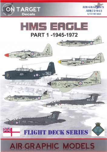 AIR.72-012 HMS Eagle Air Arm 1951-1972