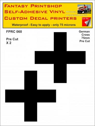 FPRC060 German Crosses 75mm