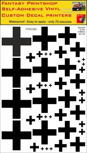 FPRC560 German Cross mixed